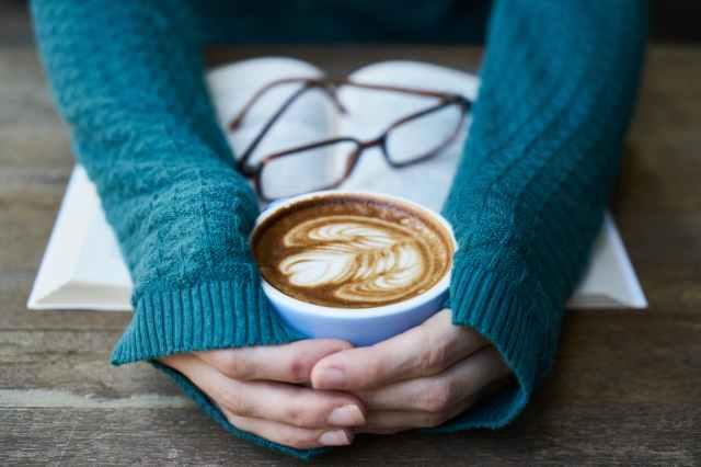 beverage book caffeine cappuccino